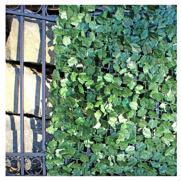 Artificial Ivy Leaf Privacy Screen Fence by ALEKO