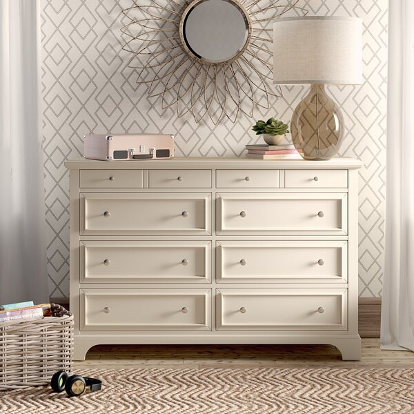 Barnard 8 Drawer Double Dresser by Birch Lane™ Heritage