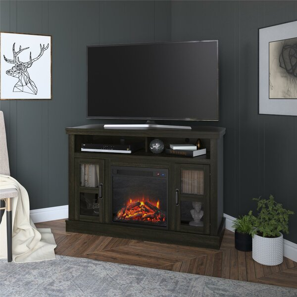 Patio Furniture Gorge TV Stand For TVs Up To 55