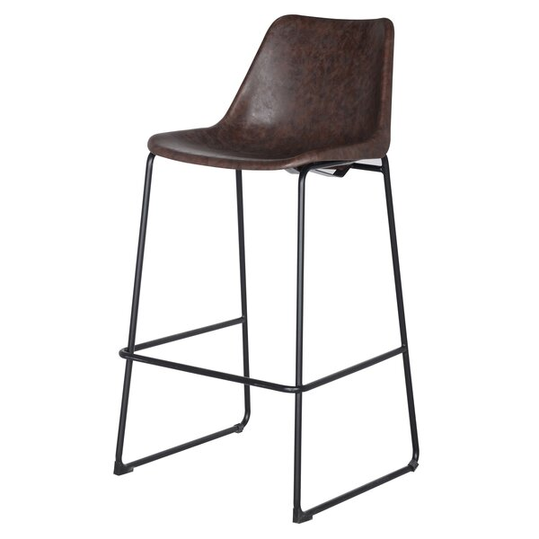Sein 30 Bar Stool by 17 Stories