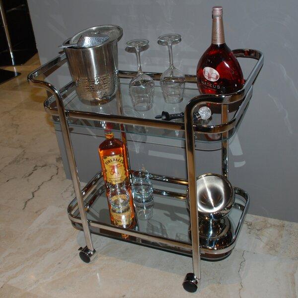 Keesler Bar Cart by Willa Arlo Interiors