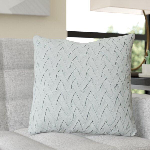 Krueger Throw Pillow by Wade Logan