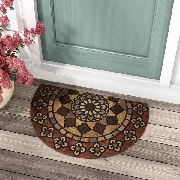 Amparo Doorscapes Estate Doormat by Fleur De Lis L