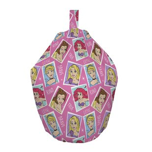 princess brave bean bag chair by character world lowest price