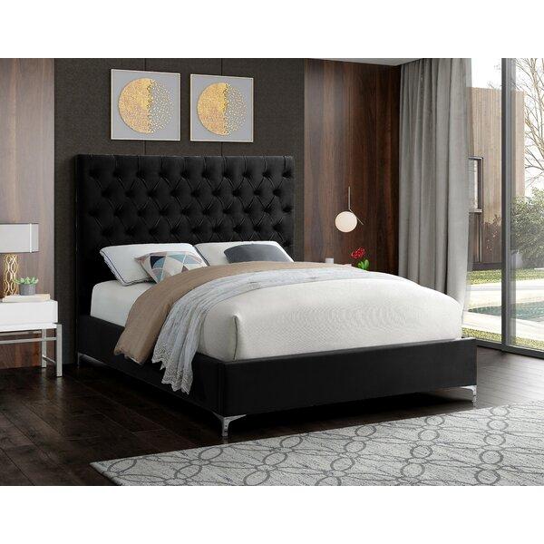 Dermott Upholstered Platform Bed By Mercer41 Amazing