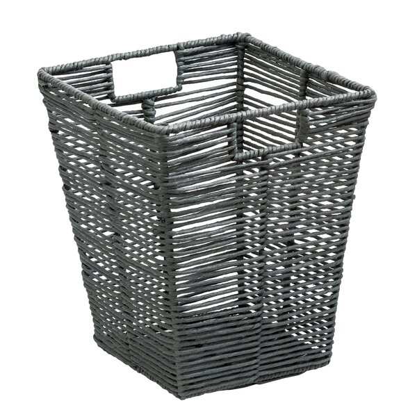 Hoople Decorative Waste Basket by Laurel Foundry Modern Farmhouse