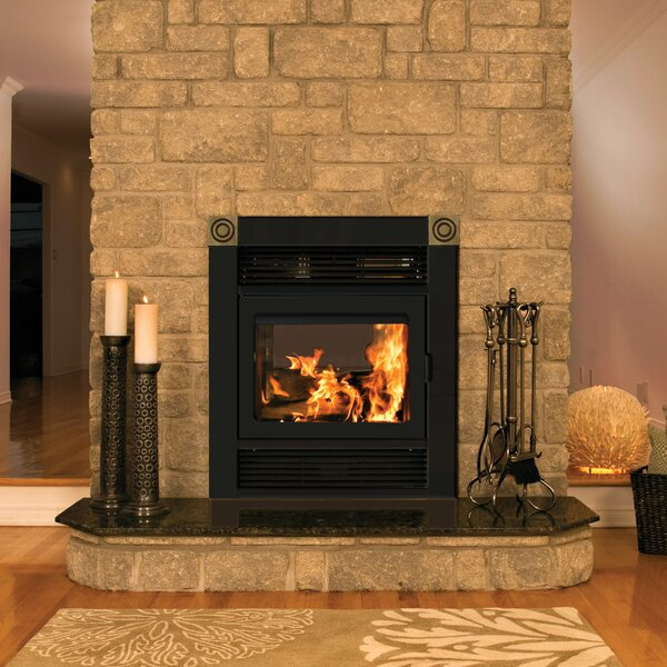 Opus Decorative Corners (Set of 2) by Supreme Fireplaces Inc.