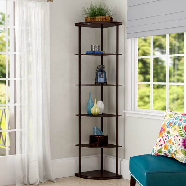 Emerson Corner Bookcase By Charlton Home