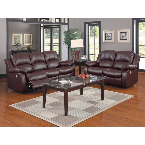 Chitwood Configurable Reclining Living Room Set by Winston Porter