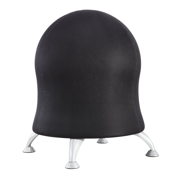 Mclean Exercise Ball Chair by Orren Ellis