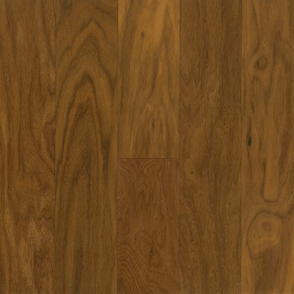 5 Engineered Walnut Hardwood Flooring in Warm Clay by Armstrong Flooring