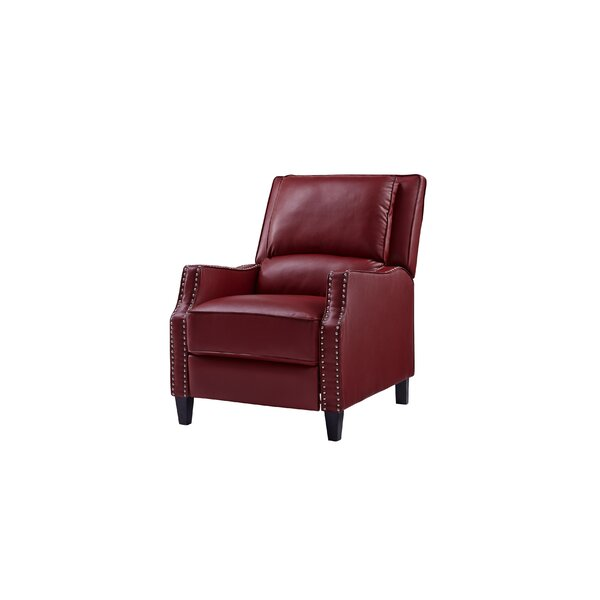 Gillies Manual Recliner by Williston Forge