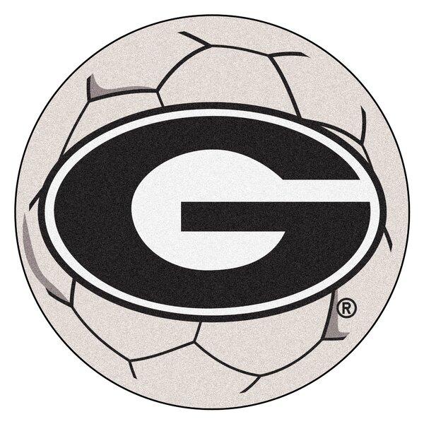 NCAA University of Georgia Soccer Ball by FANMATS