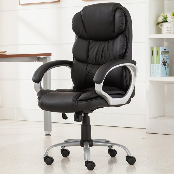 Blanken Mid-Back Desk Chair by Symple Stuff