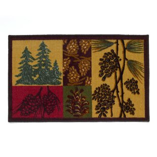 Shopping for Adirondack Pine Bath Rug By Avanti Linens