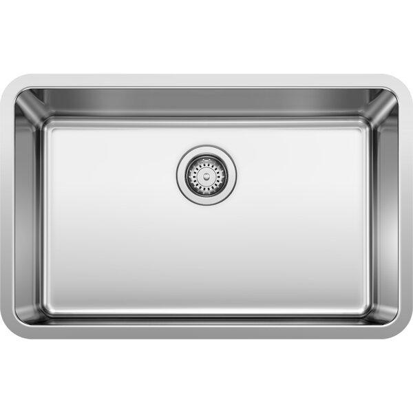 Formera 28'' L x 18'' W Undermount Kitchen Sink
