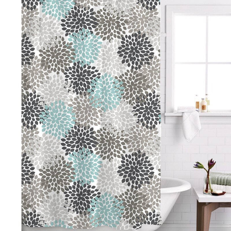 Famous Home Fashions Charlotte Shower Curtain Reviews