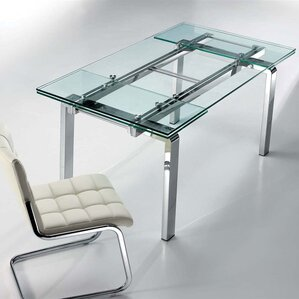 Cloud Extendable Dining Table by Casabianca Furniture