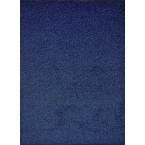 Henley Hand-Tufted Blue Area Rug by Wildon Home ®