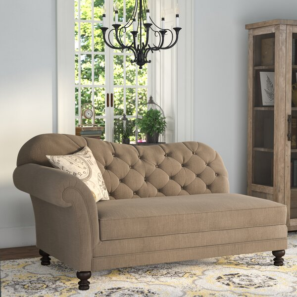Remmie Chaise Lounge by Ophelia & Co.