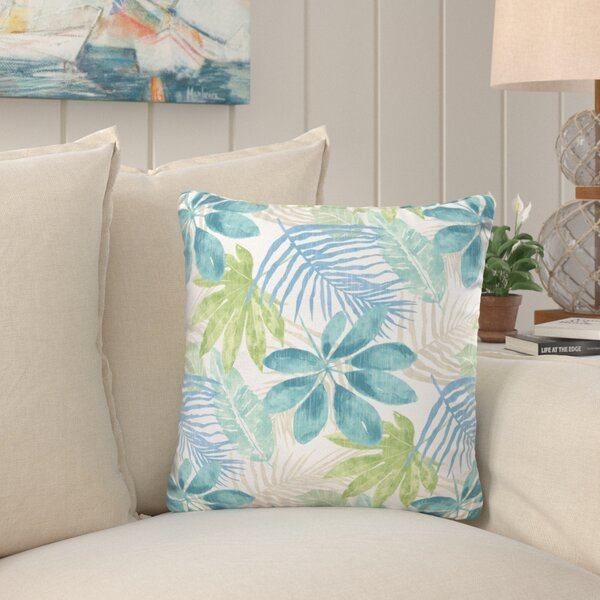 Darcio Indoor/Outdoor Throw Pillow (Set of 2) by Highland Dunes