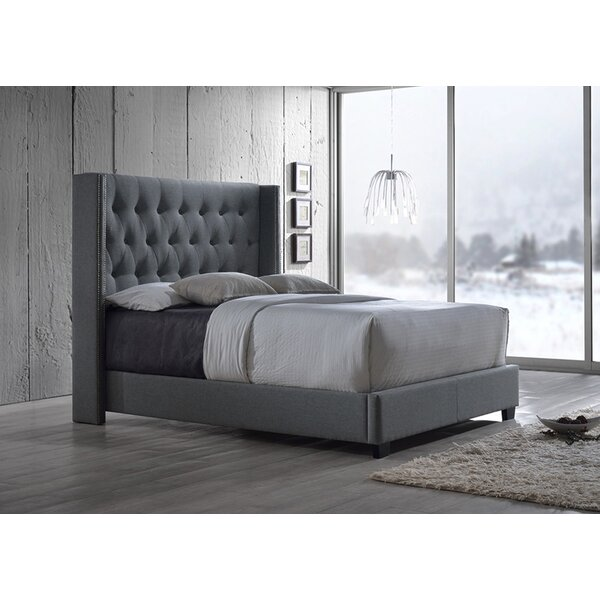 Ferdinand Upholstered Standard Bed by Mercer41