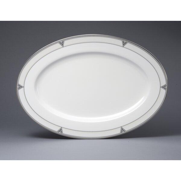 Deauville Oval Platter by Oneida