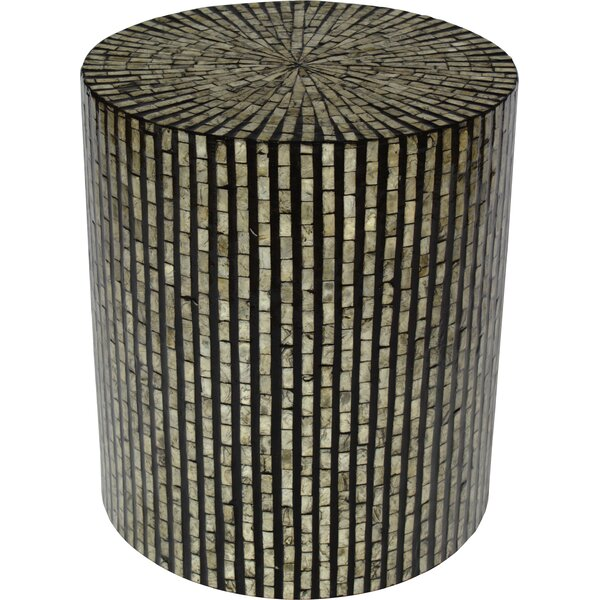 Germain End Table by Highland Dunes