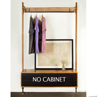 Shop For 46.75 W Clothing Rack By Rebrilliant