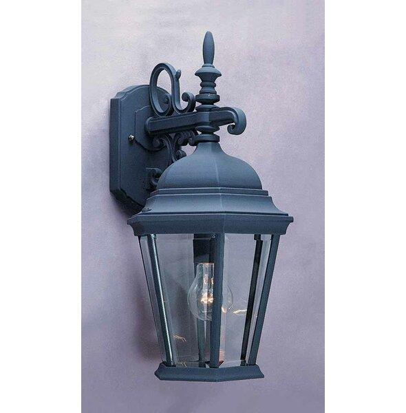 1 Light Outdoor Wall Lantern [Volume Lighting]