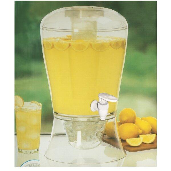 Luann Acrylic 270 oz. Beverage Dispenser by Zipcode Design