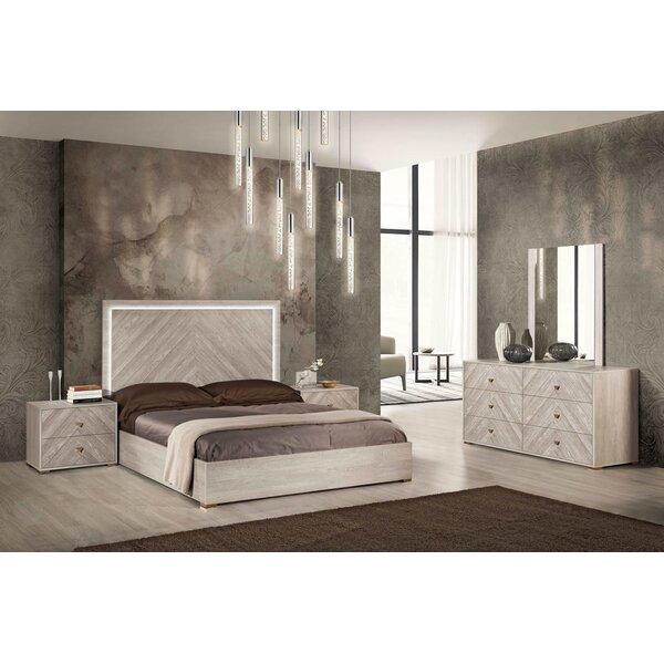 Lawry Platform 5 Piece Bedroom Set By Orren Ellis
