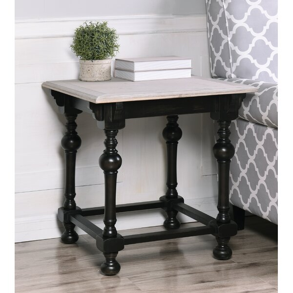 Park End Table by World Menagerie