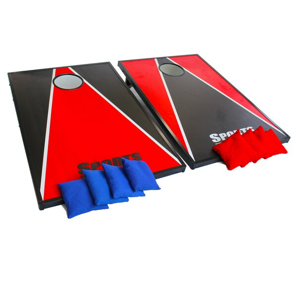 Toss Game Cornhole Set by Festival Depot