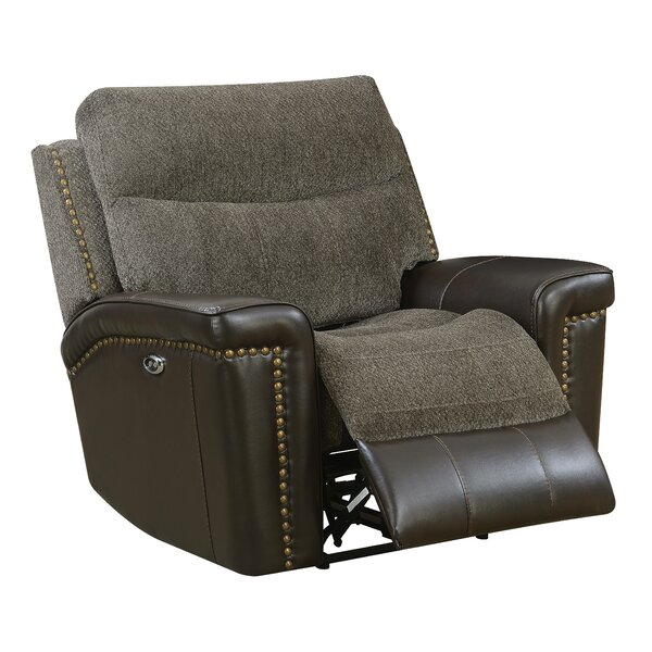 Deniece Power Glider Recliner by Red Barrel Studio