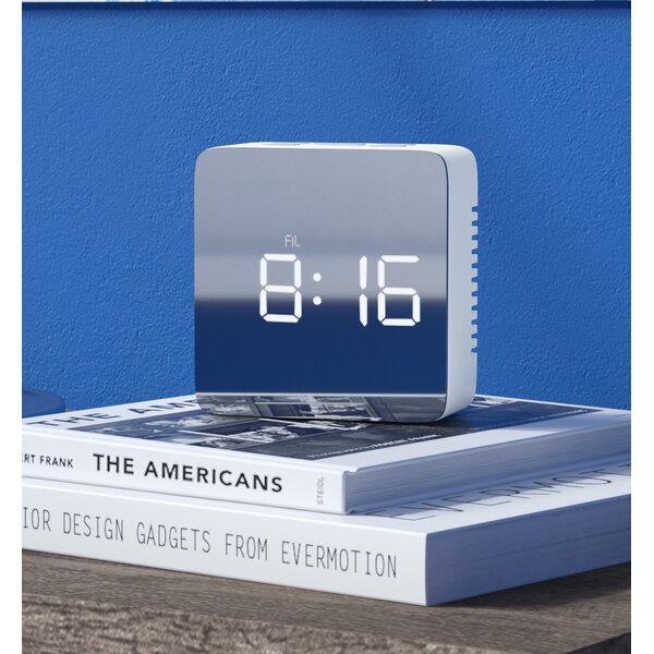 Tabletop Clock By Symple Stuff.