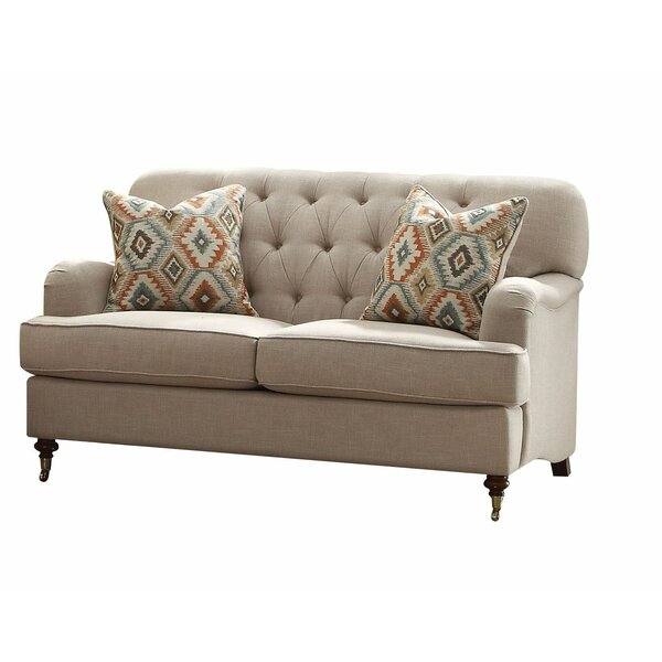 Bayport Loveseat By Darby Home Co