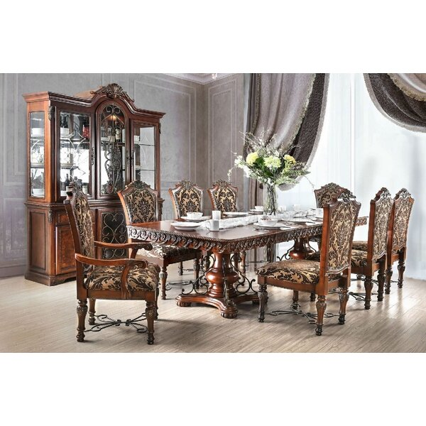 Chao Solid Wood Dining Table by Astoria Grand Astoria Grand