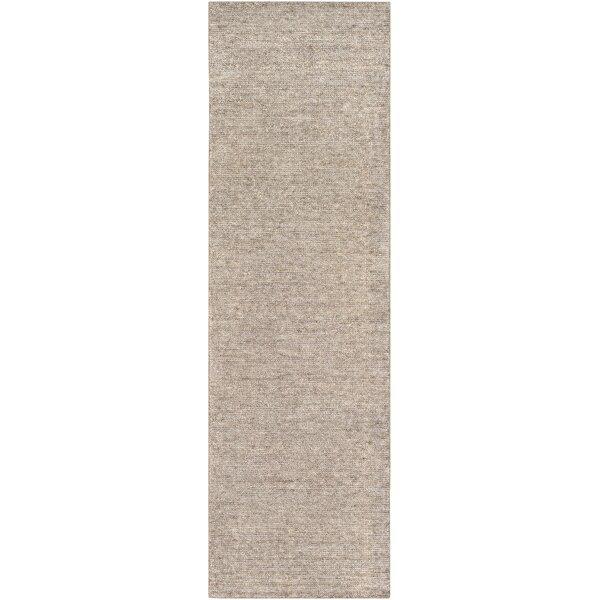 Altessa Handmade Flatweave Gray Area Rug