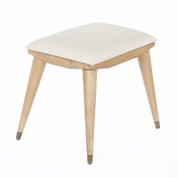 The Haitink Vanity Dressing Stool by dCOR design