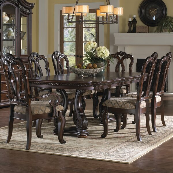 Weinberger Extendable Dining Table by Astoria Grand Astoria Grand