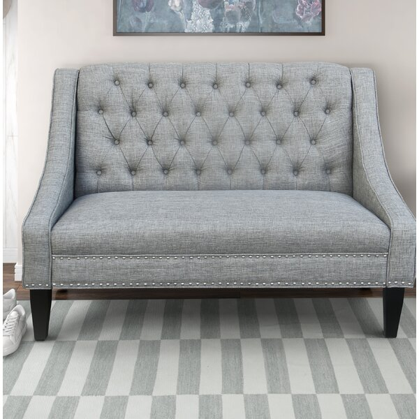 Pabst Loveseat by Charlton Home