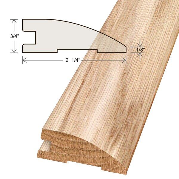0.75 x 2.2 x 78 Red Oak Reducer by Moldings Online