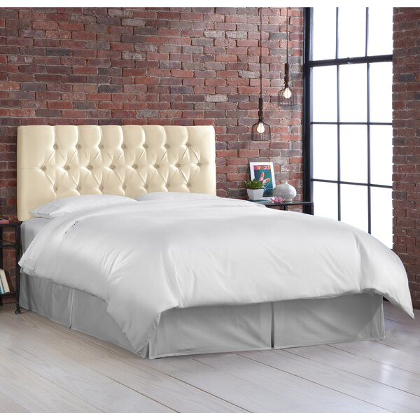 Jules Upholstered Panel Headboard by House of Hampton
