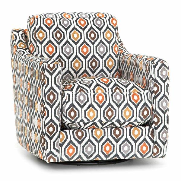 Beatty Swivel Armchair by Brayden Studio