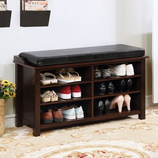 Order Bitteridge Faux Leather Storage Bench By Red Barrel Studio