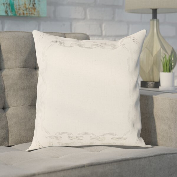 Melgoza Paisley Cotton Throw Pillow (Set of 2) by Brayden Studio