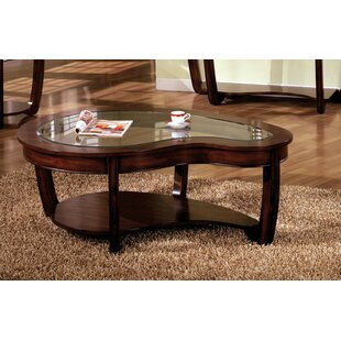 Bargain Alena Kidney Coffee Table By Ebern Designs