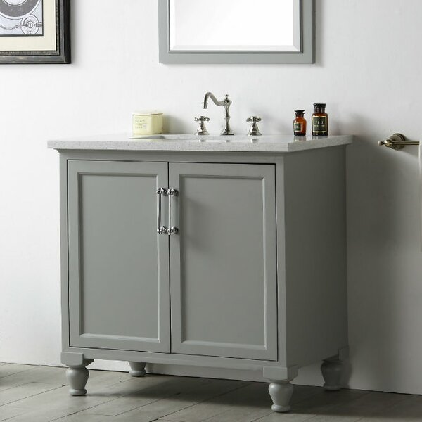 Manolla 36 Single Vanity Set by Gracie Oaks