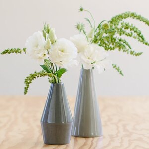 Lino 2 Piece Table Vase Set